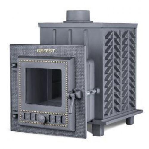 Чугунная банная печь GFS-ЗК 18(М)