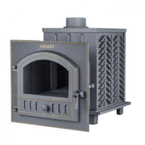 Чугунная банная печь GFS-ЗК 18(П)