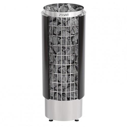 Печь электрическая Harvia Cilindro PC90HE Black (Напольная)