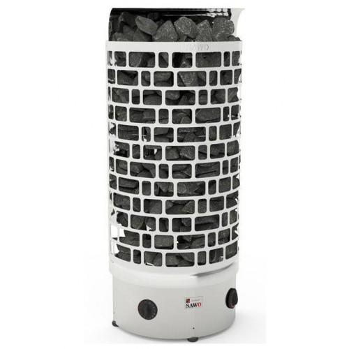 Электрическая печь SAWO ARIES ARI3-60NB-WL (6 КВТ, ПРИСТЕННАЯ, НЕРЖАВЕЙКА)