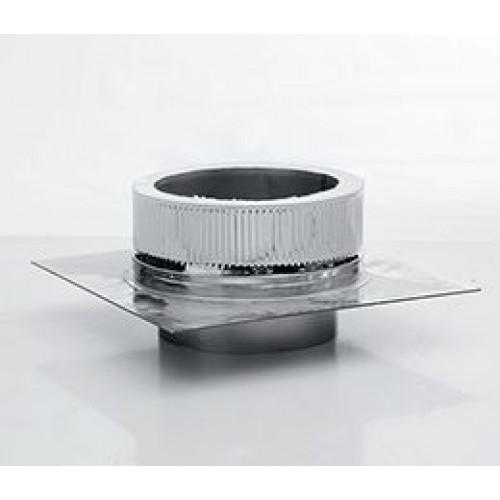 Монтажная площадка AISI 439/430 для дымохода из нержавеющей стали