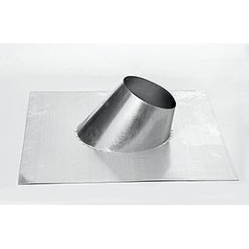 Узел прохода кровли, 15-35° AISI 430 для дымохода из нержавеющей стали