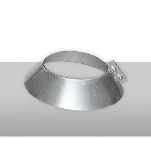 Кольцо уплотнения для дымохода из оцинкованной стали