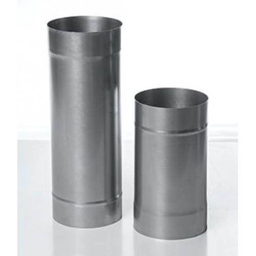 Труба, L1000мм AISI 439 для дымохода из нержавеющей стали