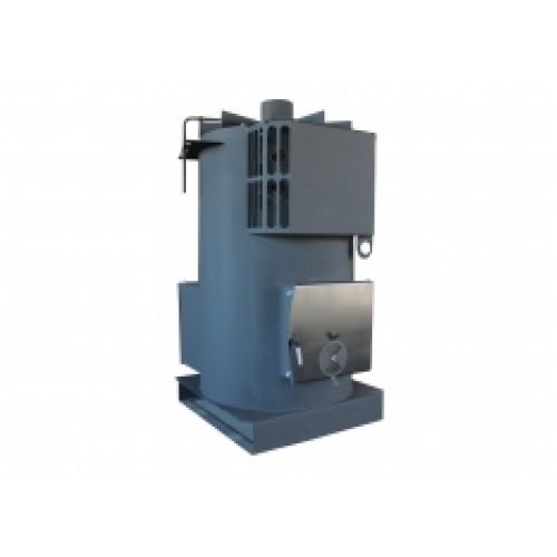 Твердотопливный теплогенератор для воздушного отопления DRAGON-TG 30F