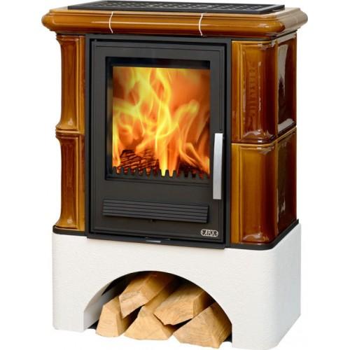 Керамическая печь BAVARIA K, с теплообменником