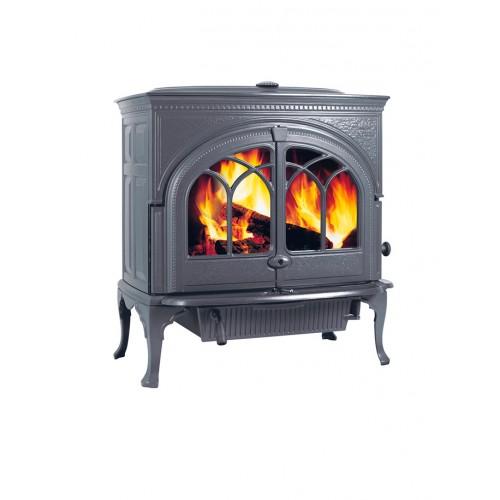 Чугунная печь-камин Jotul F 600 CB черная