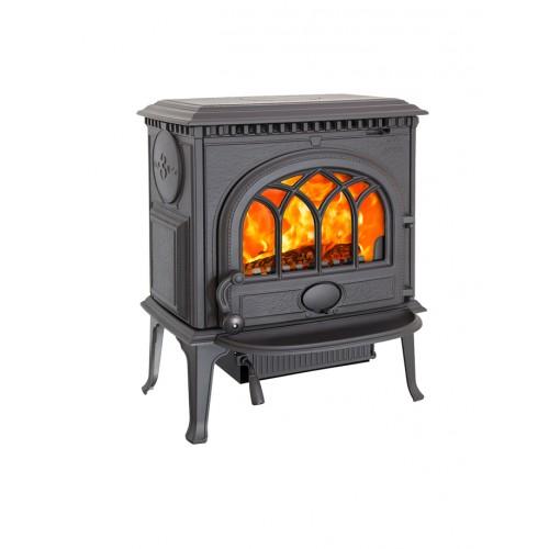 Чугунная печь-камин Jotul F 3 CB черная