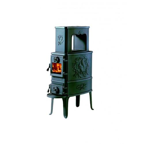 Чугунная печь камин Morsø 2B Classic