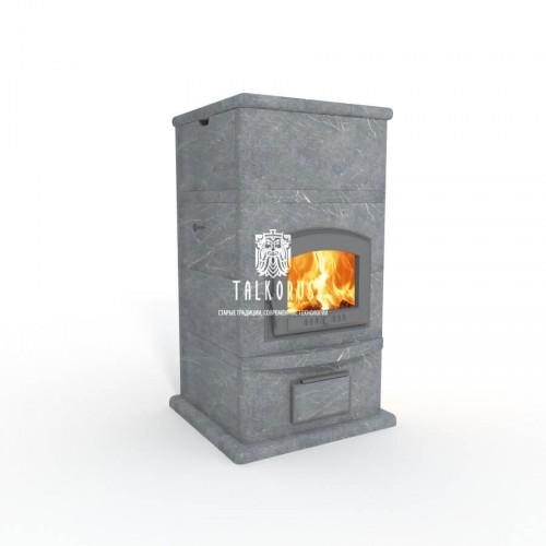 Теплонакопительная печь-камин Vuori