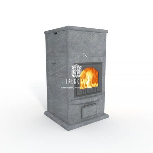 Теплонакопительная печь-камин Vuori-2
