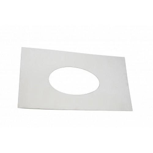 Пластина с вырезом ПВ AISI 430 из нержавеющей стали