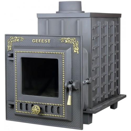Чугунная банная печь Гефест ЗК (ПБ-04М ЗК)