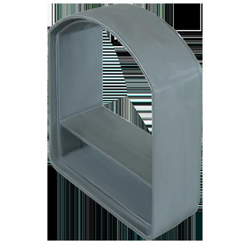 Удлинитель портала печи ПБ-03П 150мм