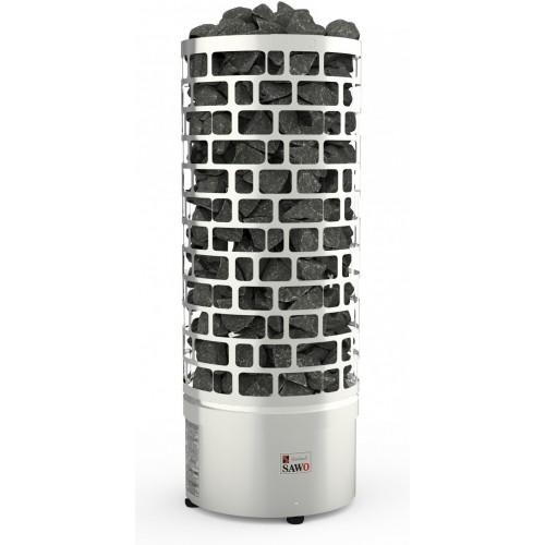 Электрическая печь SAWO ARIES ARI6-120N-P (12 КВТ, ВЫНОСНОЙ ПУЛЬТ, НЕРЖАВЕЙКА)