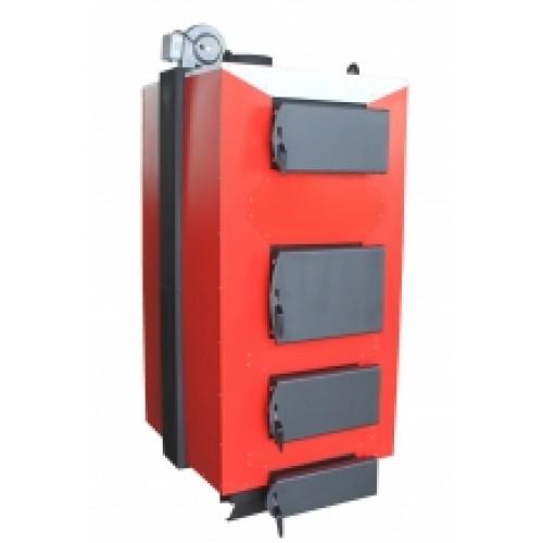 Твердотопливный автоматизированный котел длительного горения DRAGON AUTO 60