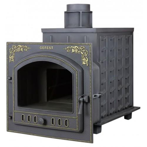 Чугунная банная печь Гефест - ПБ-02М