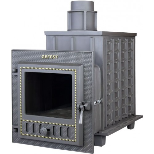 Чугунная банная печь Гефест - ПБ-03М