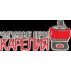 Чугунные печи для бани и сауны серии Карелия-2 для русской бани с круглым баком для воды