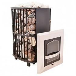 Идеальная печь-каменка для русской бани