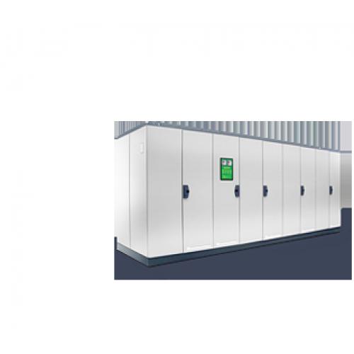 Трехфазный электромеханический стабилизатор Orion Plus 800 кВа